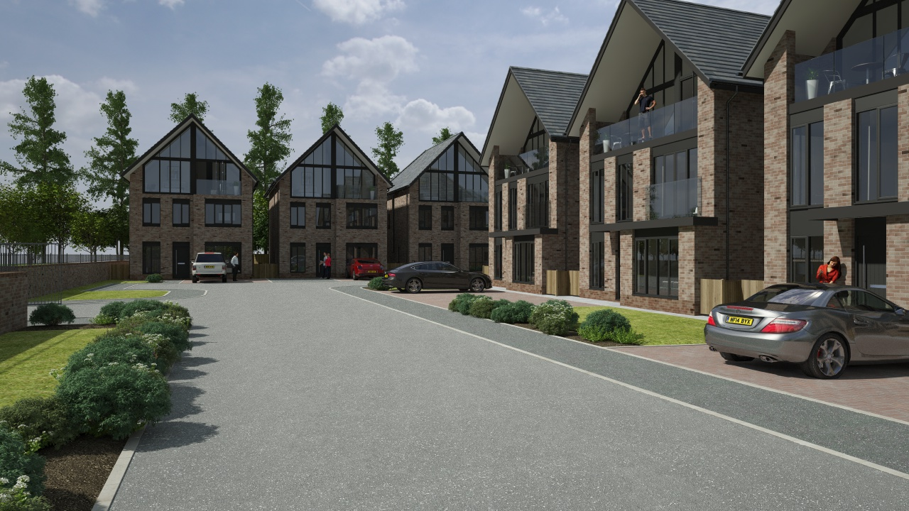Funder Appointed Build-out - Cheshire